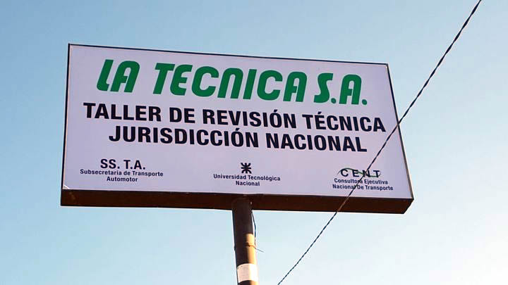 LA TÉCNICA S.A.